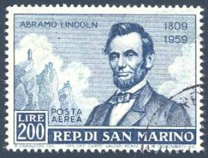 San-Marino-Abraham-Lincoln-USA