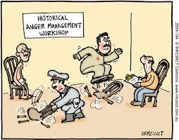anger cartoon