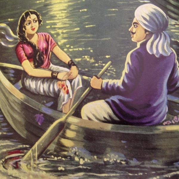 bharati boat