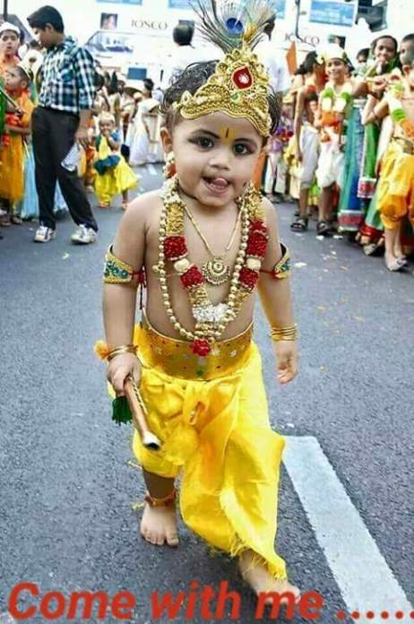 cute krishna, fb