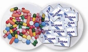 placebo sugar