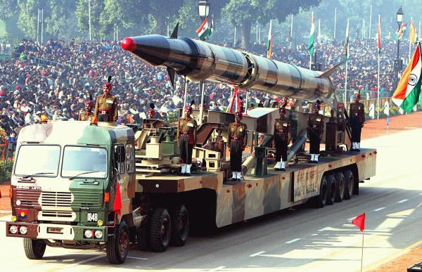 Agni-II_missile