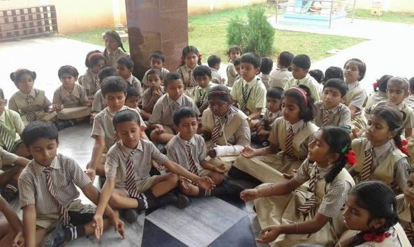 bhadravathy sai school