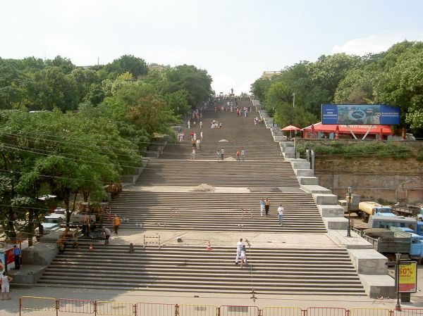 longest step