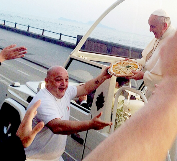 pope pizza