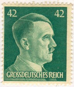 Adolf_Hitler_42_Pfennig_stamp