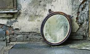 mirror dirty