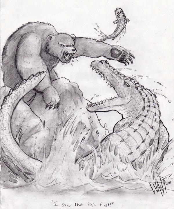 crocodile_vs_bear_