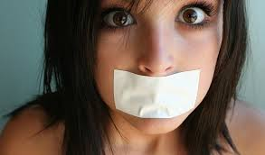 speak not