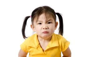 angry babay