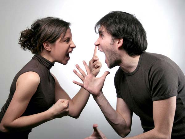 husbad wife quarrel