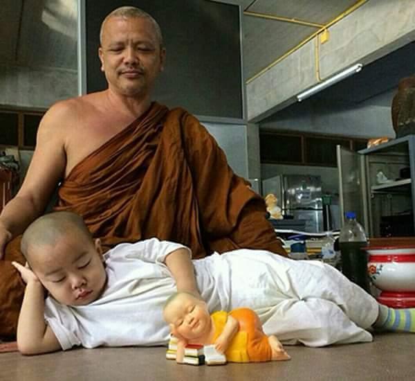 IMITATION BUDDHA
