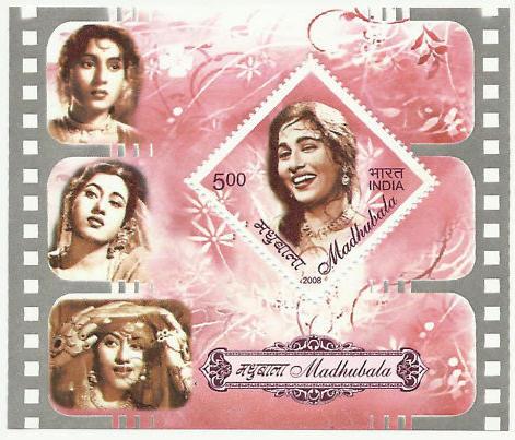 madhubala-stamp