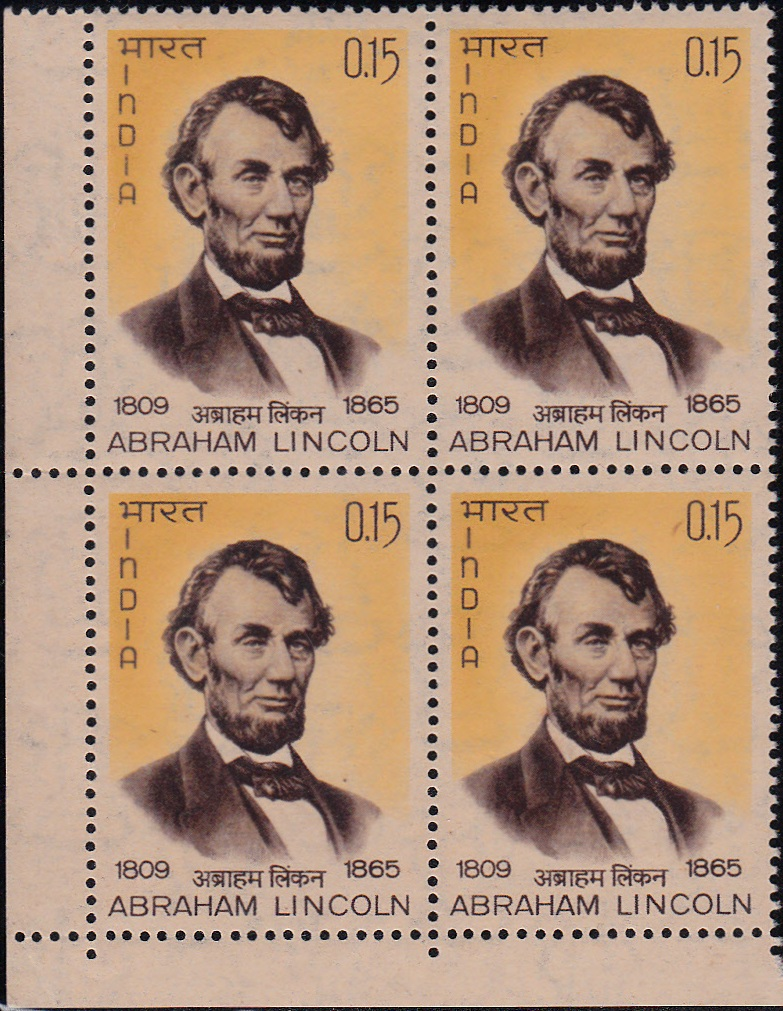 415-Abraham-Lincoln-Block-of-4