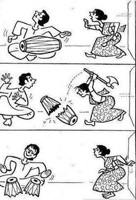 angry wife mrdang