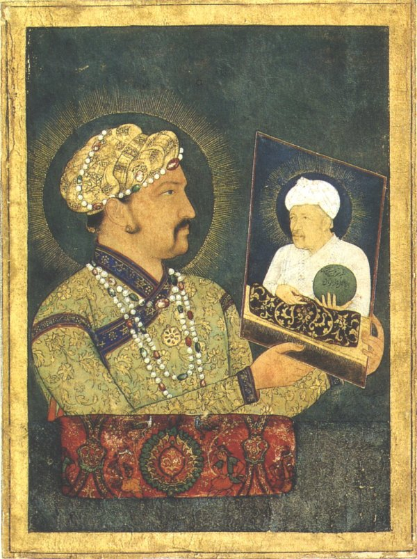 Jahangir_with_portrait_of_Akbar