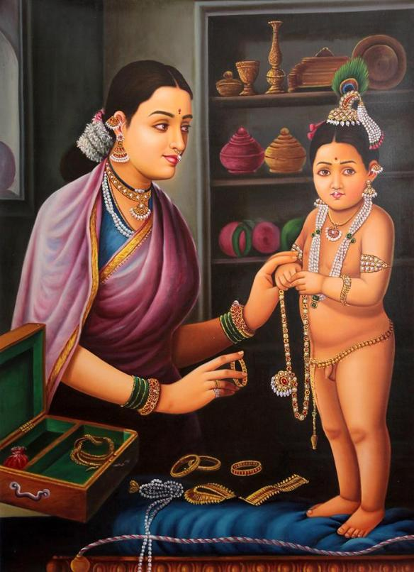 five mothers | Tamil and Vedas