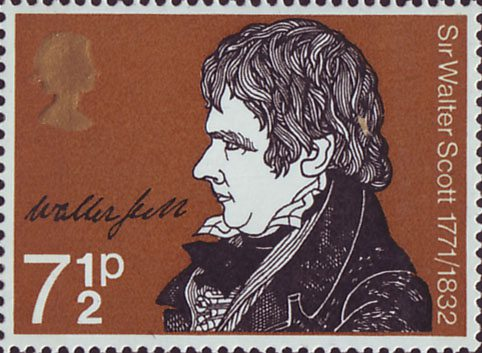 scott on stamp