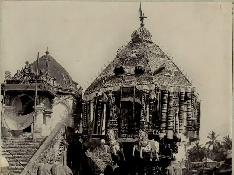 1859 tiruvaiyaru ther