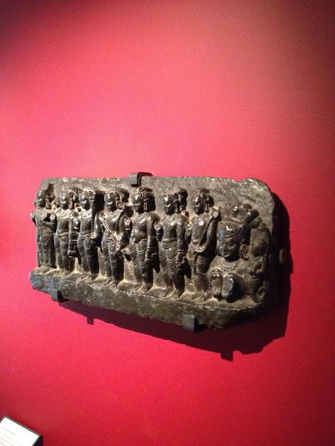 ashmolean museum navagrahas