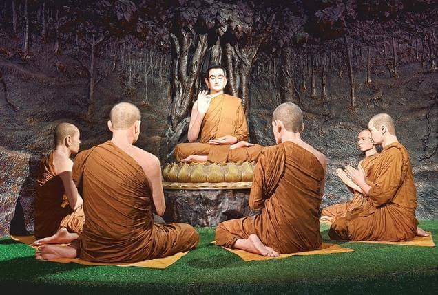 buddha tree upades