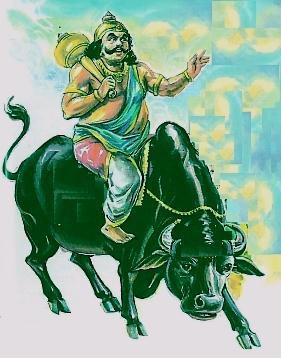 சமரசம் உலாவும் இடமே Lord-yama-1