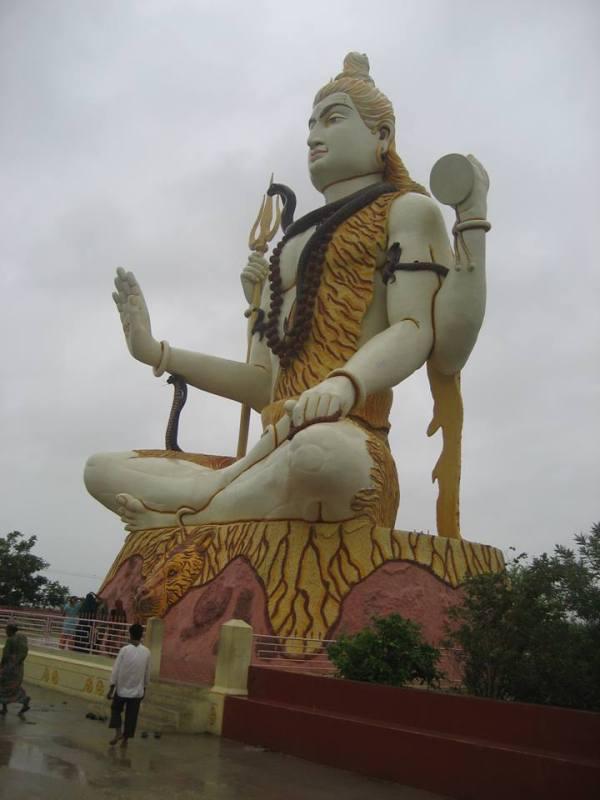 shiva at Dwaraka