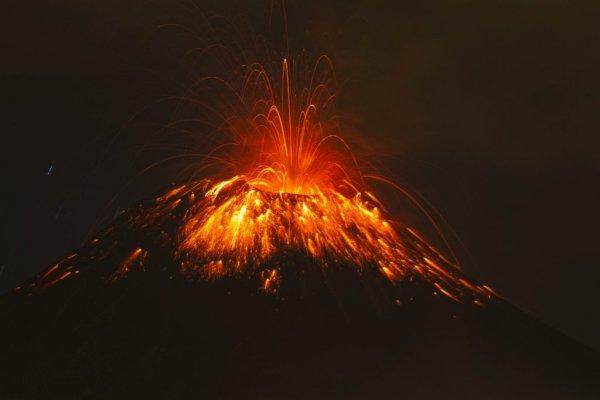 Tungurahua-volcano-
