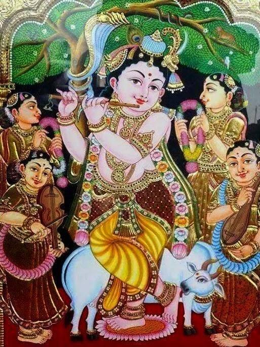 krishna flute, fb