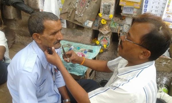 mumbai barber