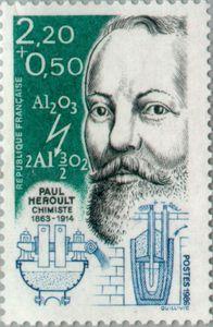 Paul-Heroult-1863-1914-Chemist
