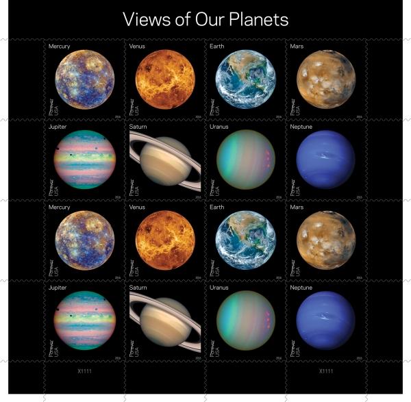 PLANETS VIEWS