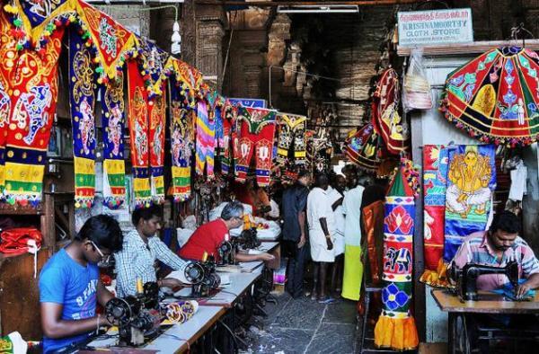pudumandap tailors,hindu