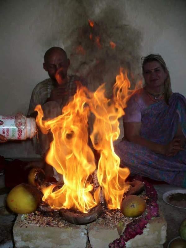 radha krishna in jwala