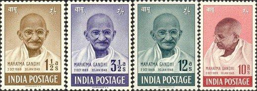 ganghi-india
