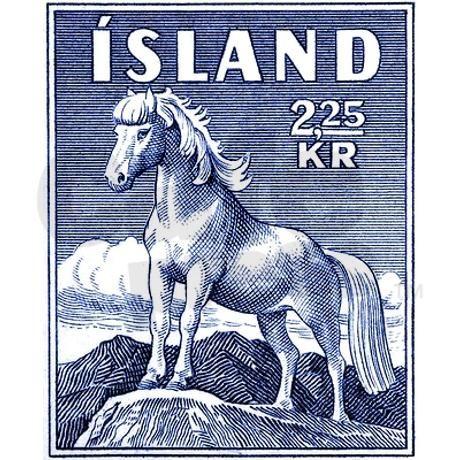island-horse