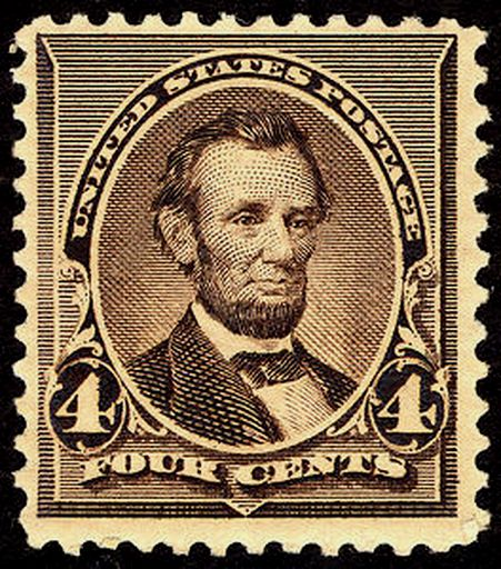 abraham_lincoln_1890_issue-4c