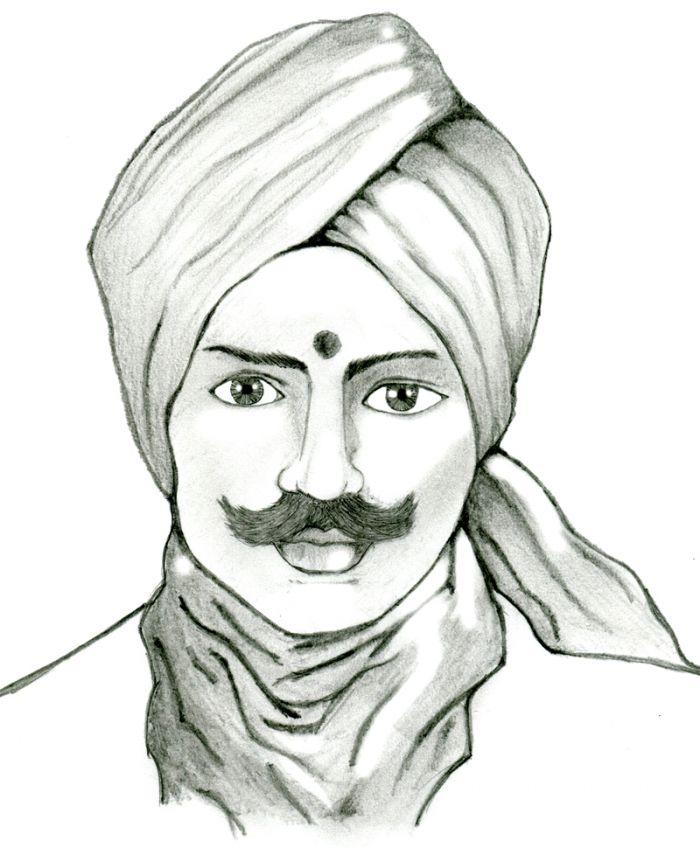 bharati-drawing