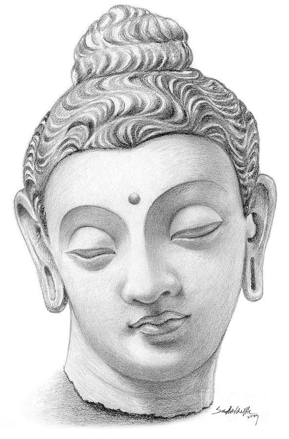 buddha-face-sudhakar-chalke