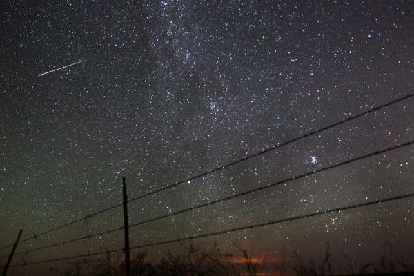 Meteor Outburst